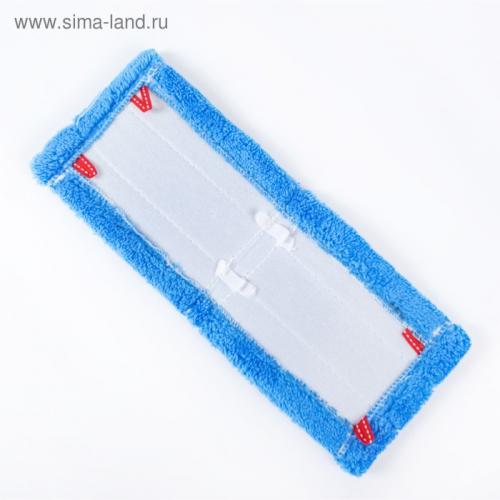 Насадка для плоской швабры Twist (2803183, 2803182) 36×13 см, микрофибра