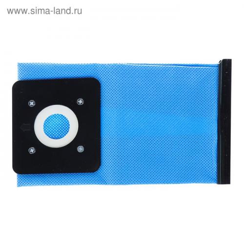 Многоразовый тканевый пылесборник SMR90 Topperr для пылесоса Samsung, 1 шт
