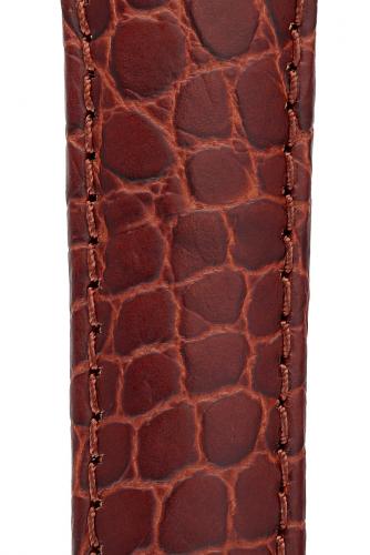Гипоаллергенный ремешок #189430Темно-коричневый