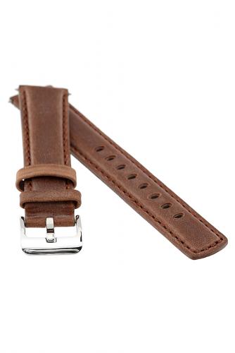 Спортивный ремешок #187343Темно-коричневый