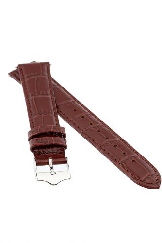 Элегантный ремешок #187985Темно-коричневый