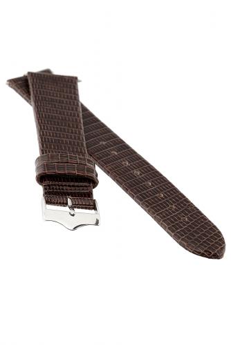Ремешок для часов #191313Темно-коричневый