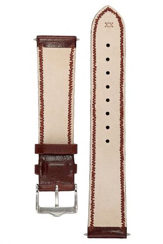 Классический ремешок #188131Темно-коричневый
