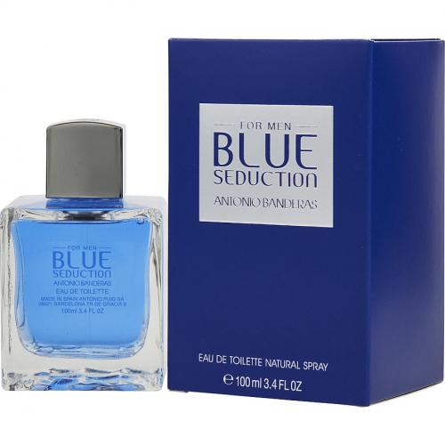 Antonio Banderas Blue Seduction  муж т.в. 100 мл