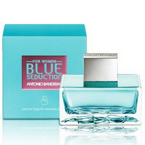 Antonio Banderas Blue Seduction  жен т.в. 80 мл