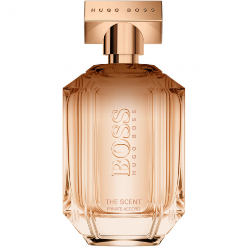 Boss  The Scent Privant Accord жен. т.д 50 мл
