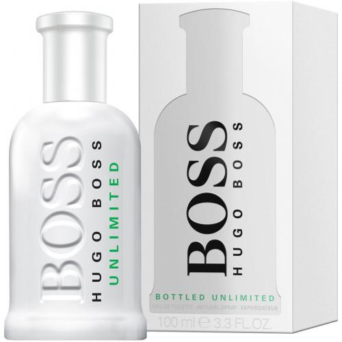 Boss  Bottled Unlimited муж т.в 50мл