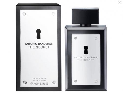 Antonio Banderas The Secret муж т.в. 50 мл