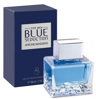 Antonio Banderas Blue Seduction  муж т.в. 50 мл