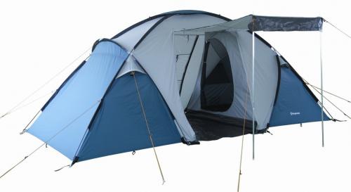12548р. 14228р. 3031 BARI 6 Fiber  палатка, 6, синий
