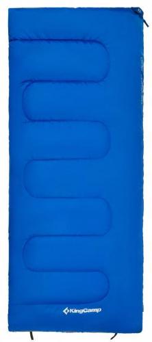 1590р. 1808р. 3145 OXYGEN 300L -12C 200x80 спальный мешок, синий