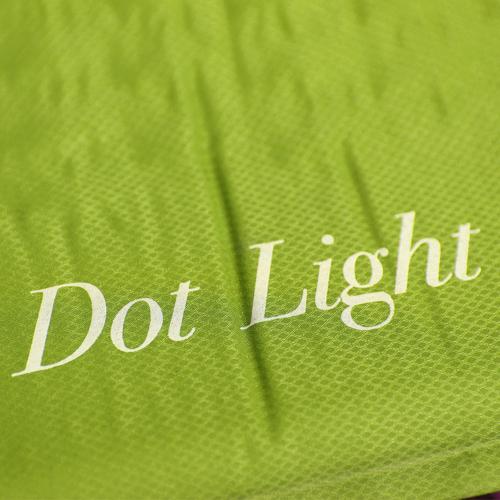 2082р. 2368р. 3529 DOT LIGHT  коврик самонад., зелёный 183Х51Х2,5см
