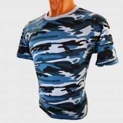 футболка мужская милитари