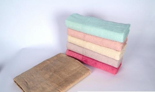 Бронь. Полотенце бамбук для рук и лица 50х90