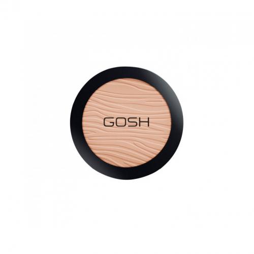 GOSH / Пудра для лица Dextreme High Coverage 9 г, 006/ медовый
