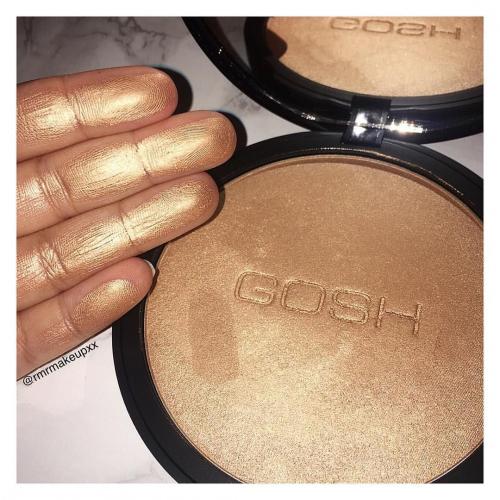 GOSH / Пудра компактная GIANT SUN