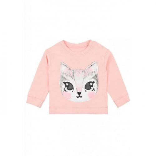 Джемпер детский для девочек Alpaca розовый