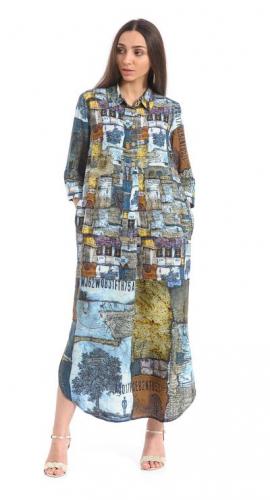 Платье 9748 977