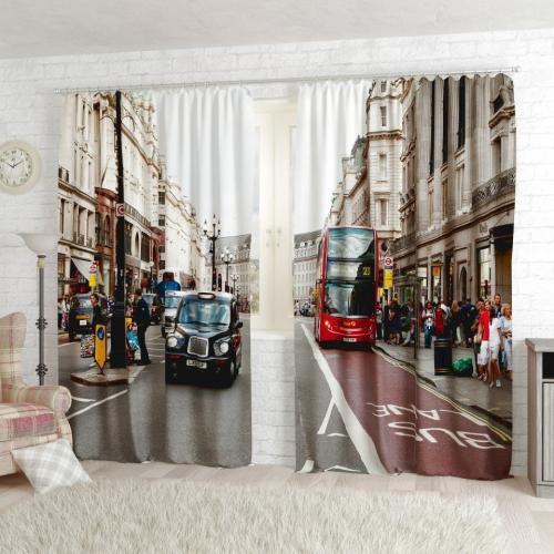 Фотошторы Лондонский проспект