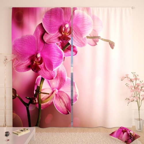 Фотошторы Нежнейшая орхидея