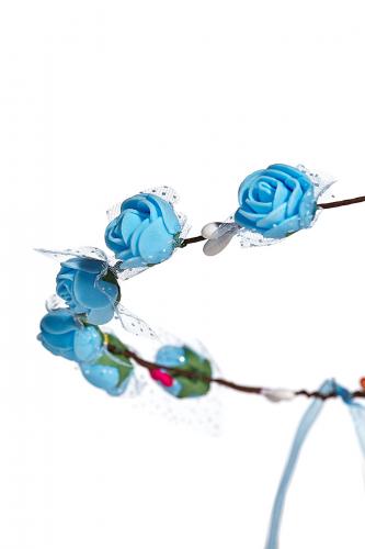 Веночек с розами