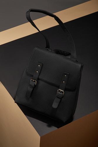 Сумка-рюкзак #195901Черный