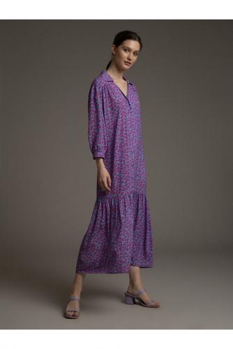 #94105 Платье (Emka Fashion) сиреневый