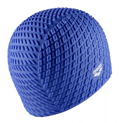 Шапка для плавания BONNET SILICONE CAP blue (19-20)
