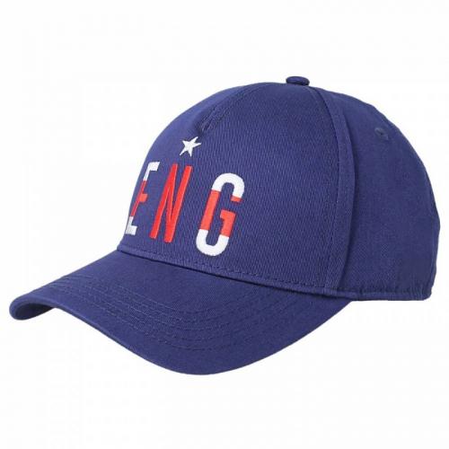 EC CAP ENGLAND, бейсболка, (AGH) син