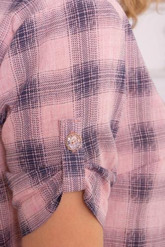 Рубашка L 255 розовый Van Gils