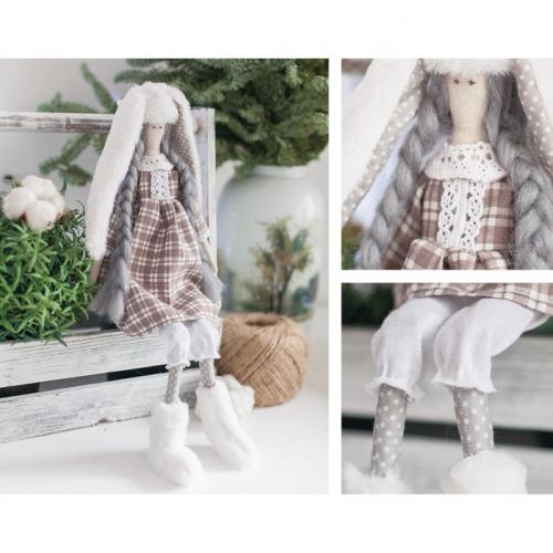 Мягкая кукла «Нелли», набор для шитья, 22.4 × 5.2 × 15.6 см