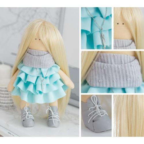 Интерьерная кукла «Тара», набор для шитья, 18 × 22.5 × 2.5 см
