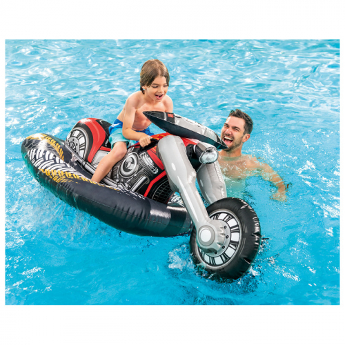 Игрушка для плавания «Мотобайк», 180 х 94 х 71 см, от 3 лет, 57534NP INTEX