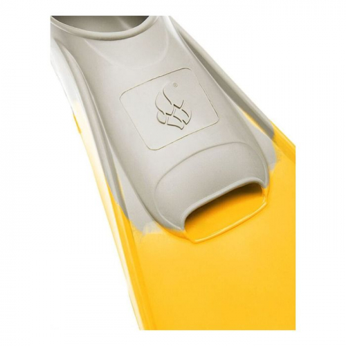 Ласты POOL COLOUR LONG, размер 30-33, M0746 05 1 06W, цвет жёлтый
