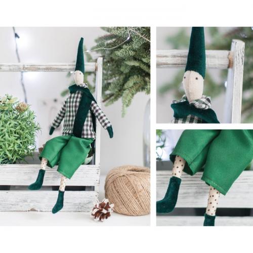 Мягкая кукла «Гном Эрл», набор для шитья, 17 × 5 × 15 см