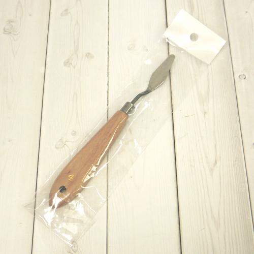 Лопатка (мастихин) кондитерская №4, 13*40 мм