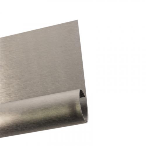 Шпатель металлический 16*10 см, без разметки