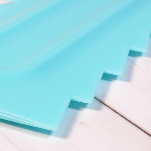 Шпатель пластиковый B9953-10, 21 см