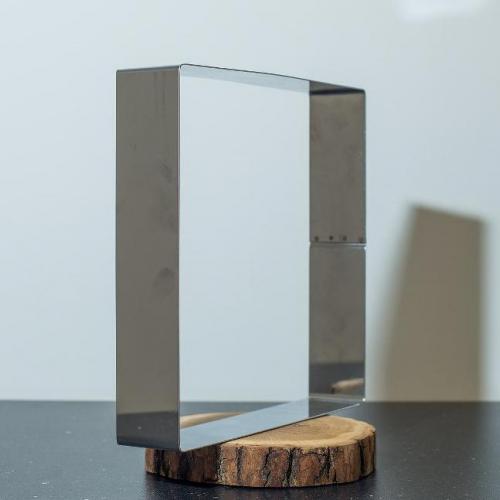 Квадрат для выпечки L=20 см, d=5 см