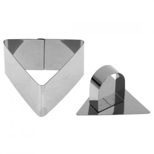 Форма для выкладки/выпечки с крышкой Треугольник
