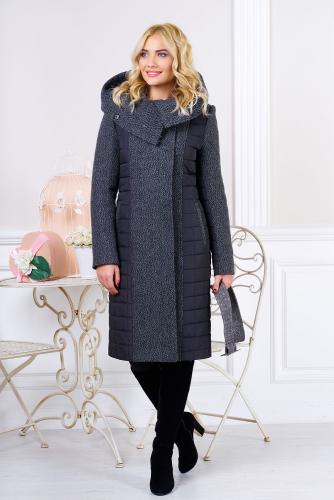 Пальто 609 (рогожка)