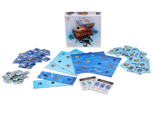 Настольная игра Повелители морей