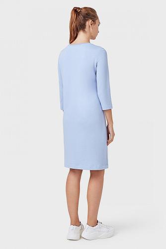 Платье #180202Голубой