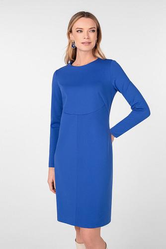 Платье #180754Синий
