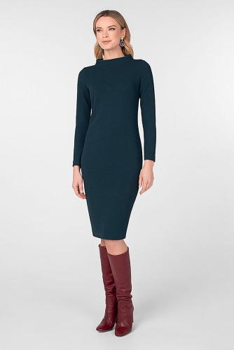 Платье #180745Темно-зеленый