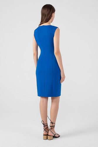 Платье #178674Васильковый