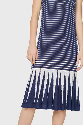 Платье #180398Мультиколор