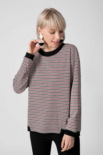 Блуза #180694Мультиколор