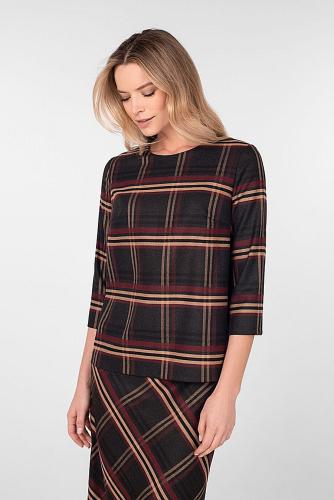 Блуза #180670Мультиколор