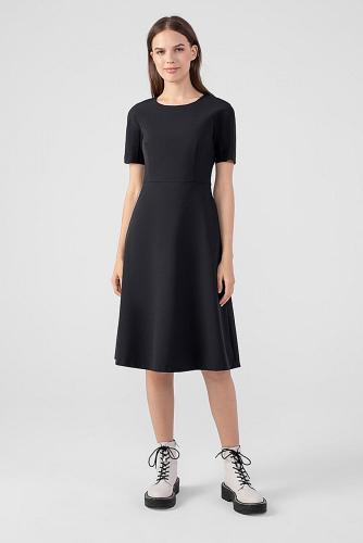 Платье #178678Черный